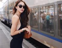 Cận cảnh dung nhan khiến dân mạng đổ gục của Sophia Chong