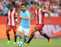 Girona 1-0 Man City: Gục ngã trước 'nhược tiểu'