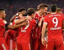Bayern Munich 3-1 Leverkusen: Allianz Arena mở hội