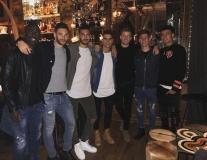 Tập luyện xong, sao Tottenham đi 'quẩy' mừng sinh nhật Eric Dier