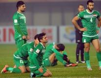 U23 Iraq bật khóc, lặng nhìn U23 Việt Nam ăn mừng chiến thắng