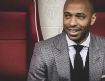 Henry hào hứng với buổi tập đầu tiên ở Monaco