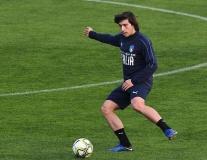 Mancini khen 'tiểu Pirlo' Tonali: 'Cậu ấy tài năng đến không ngờ'