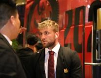 Sau 2 tuần 'cày ải', dàn sao Man Utd lộ vẻ bơ phờ ở Trung Quốc