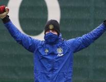 Sir Alex đến, dàn sao Man Utd vui như trẩy hội