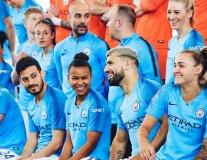Khi Man City cũng giống như một gia đình
