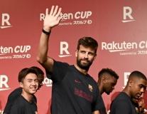 Không Messi, đây là người được chào đón nồng nhiệt trên đất Nhật Bản