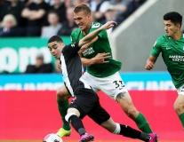 May mắn thoát bàn thua trên vạch vôi, Newcastle hòa chật vật Brighton trên sân nhà