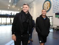 Rafinha vui như mở hội trong ngày ra mắt Inter
