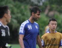 Bao giờ tân binh có giá 10 tỷ đồng của Hà Nội FC ra mắt người hâm mộ?