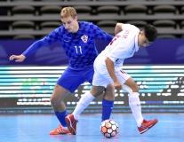 Giải Futsal giao hữu Quốc tế 2017: Việt Nam 1-3 Croatia