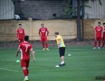 Thầy trò Park Hang-seo tập bài lạ trước trận 'chung kết' bảng A gặp Malaysia