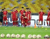 'Luyện công' dưới mưa, thầy trò Park Hang-seo lên kế hoạch 'bắn hạ' Malaysia