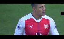 Màn trình diễn của Alexis Sanchez vs Burnley