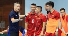 Điểm tin bóng đá Việt Nam sáng 20/04: ĐT Futsal tích cực chuẩn bị cho giải giao hữu với Nga
