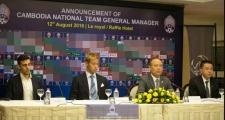 NÓNG: Keisuke Honda trở thành HLV trưởng ĐT Campuchia