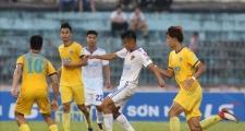 Vũ Minh Tuấn tỏa sáng, FLC Thanh Hóa trở lại top 3