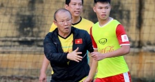 Điểm tin bóng đá Việt Nam tối 21/10: HLV Park Hang-seo cảnh báo về tương lai ĐTQG