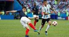 Bàn thắng của Pavard vào lưới Argentina đẹp nhất World Cup 2018