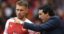 Chưa xác định tương lai, Ramsey nhận thông điệp cứng rắn từ HLV Emery