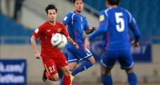 ĐT Việt Nam gặp lại bại tướng ở vòng loại World Cup 2018 vào tháng 3
