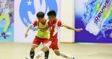 """Cá Mập kình Hổ: Trận tái đấu """"cân não"""" tranh ngôi vô địch Futsal TP.HCM"""
