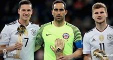 Vượt Sanchez, Ronaldo, sao PSG ẵm giải Cầu thủ xuất sắc nhất Confeds Cup 2017