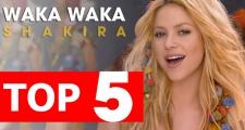 Top 5 điều thú vị về Waka Waka | World Cup 2010