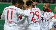 Paderborn 0-6Bayern Munich: Hùm xám kiêu hãnh vào bán kết