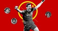Casillas chọn đội hình hay nhất mọi thời đại của Tây Ban Nha