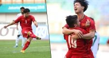 Hỏng Pen 2 lần, Công Phượng vẫn giúp U23 Việt Thắng dễ Pakistan