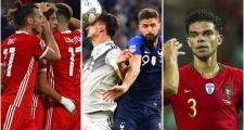 Bản tin BongDa ngày 7/9 - Đức, Bồ Đào Nha chia điểm, Xứ Wales khởi đầu ấn tượng
