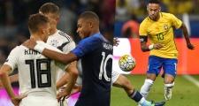 Bản tin BongDa ngày 17.10 | Đức lâm vào khủng hoảng, Brazil hạ kình địch Argentina