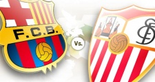 01h45 ngày 21/10, Barcelona vs Sevilla: 'Trai có đánh nhau, ngư ông đắc lợi'