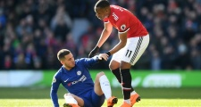 Dư âm trận hòa của Man Utd với Chelsea: Hazard 'tắt điện', Martial cho thấy chân giá trị