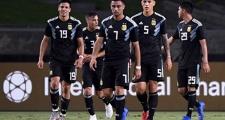 Không Messi hay Aguero, đã có con trai Simeone giúp Argentina thắng đậm