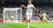 Gareth Bale trên đường xóa hình bóng Ronaldo ở Real