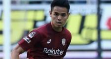 Ngôi sao Thái Lan lập kỷ lục tại J1 League