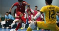 Futsal Việt Nam lại vấp ngã, giấc mơ vàng ngày càng xa vời