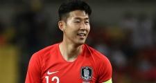 Hàn Quốc sẽ để dành Son Heung-Min cho trận gặp Olympic Việt Nam?