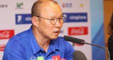 """HLV Park Hang-seo: """"Sẽ để Công Phượng ít sút penalty hơn'"""