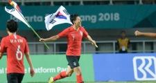 Sau ASIAD 2018, giá trị của Son Heung-min vượt 100 triệu euro
