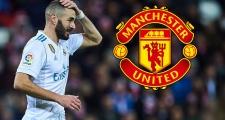 Benzema rời Real, tới MU nếu không được tăng lương?