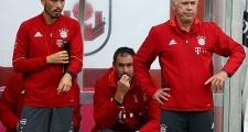 Ancelotti đưa người nhà vào ban huấn luyện Bayern