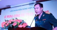 Hoàng Xuân Vinh muốn xây trường bắn hiện đại ở VN