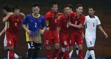 ĐT Futsal Việt Nam thua Thái Lan nhưng đã chiến thắng chính bản thân mình