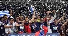 Thắng dễ đội hạng 3, PSG hoàn tất cú ăn 3 trong mùa