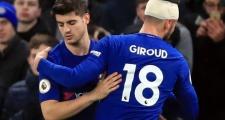 Chelsea sẽ bán cả Giroud và Morata?