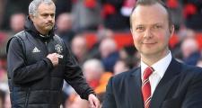 Vì một cái tên, Mourinho và Ed Woodward lại mâu thuẫn