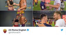 AS Roma có thể hối hận vì đăng dòng tweet chọc giận Ronaldo và Juventus
